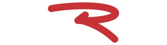 červené logo československé power bankové firmy Recall s.r.o. - vložené do článku