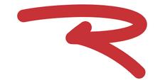 červené logo československé power bankové firmy Recall s.r.o.